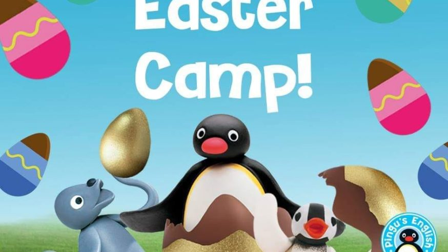 Pingu's English: Happy Easter