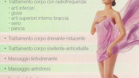 Farmacia Bombardelli: estetica corpo