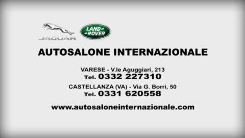 Autosalone Internazionale: le novità Jaguar Land Rover