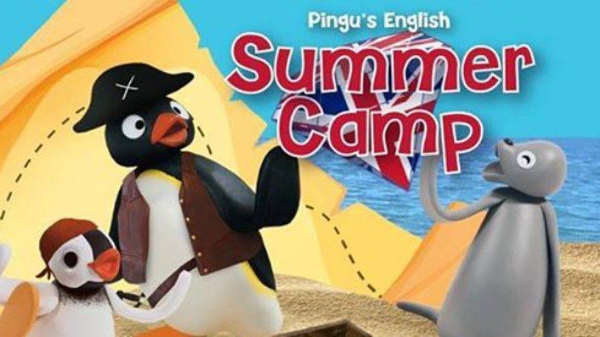 Pingu's English Summer Camp