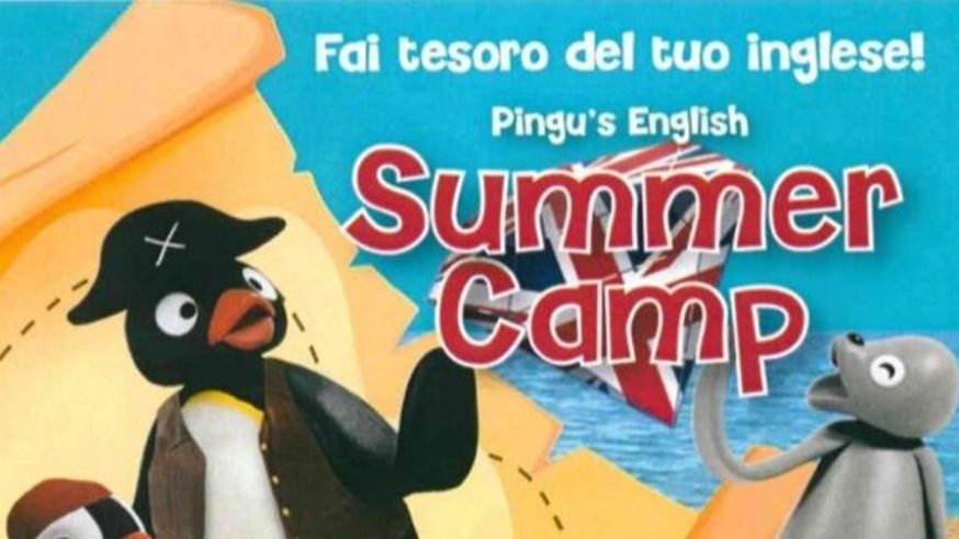 Aperitivo con Pingu's English