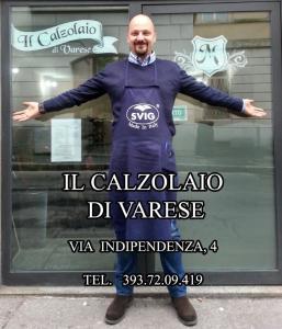 Il Calzolaio di Varese