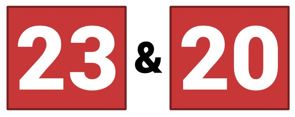 23 & 20 Varese