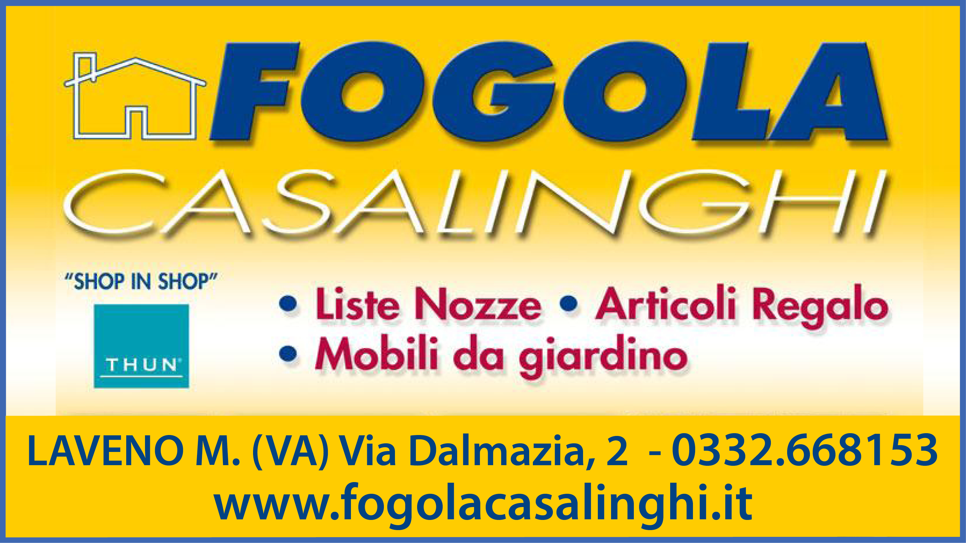 Fogola Casalinghi