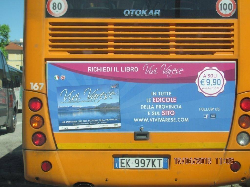 Vivi Varese Autobus