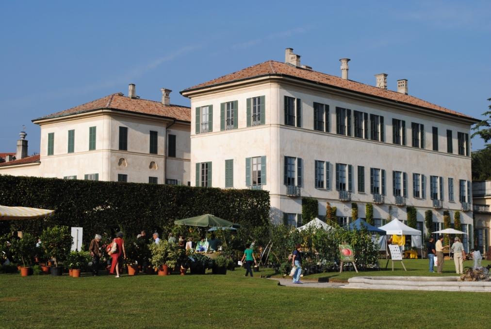 Orti ad arte, Villa Panza Foto di Elisabetta Cozzi,2013 © Archivio FAI