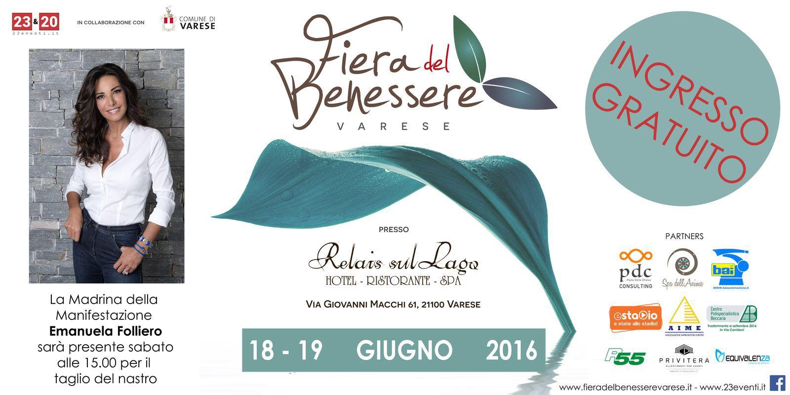Fiera del Benessere Varese