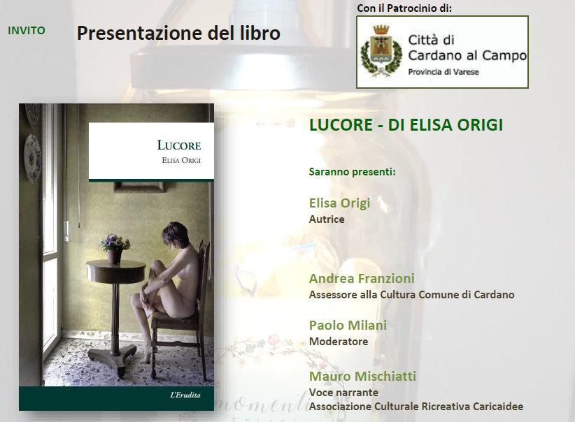 Lucore Elisa Origi
