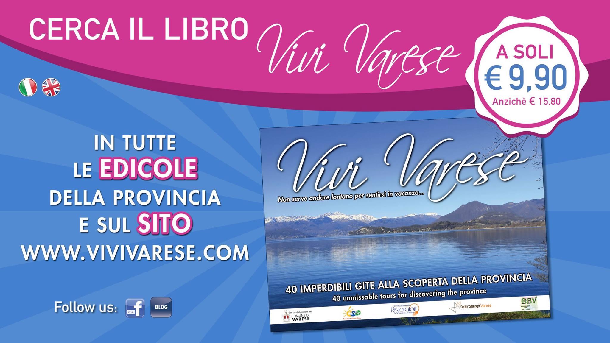 Libro Vivi Varese