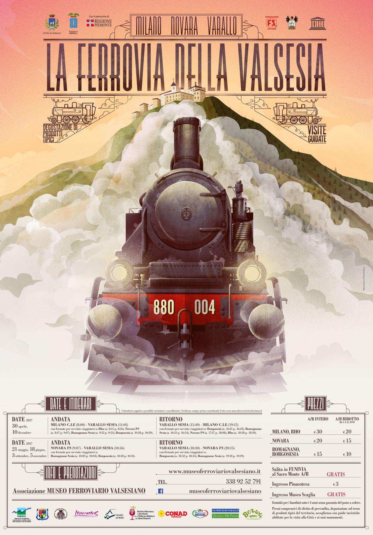 Ferrovia della Valsesia