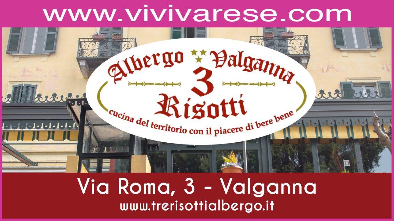 Tre Risotti Valganna