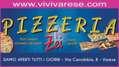Pizzeria Zei: aperto tutti i giorni