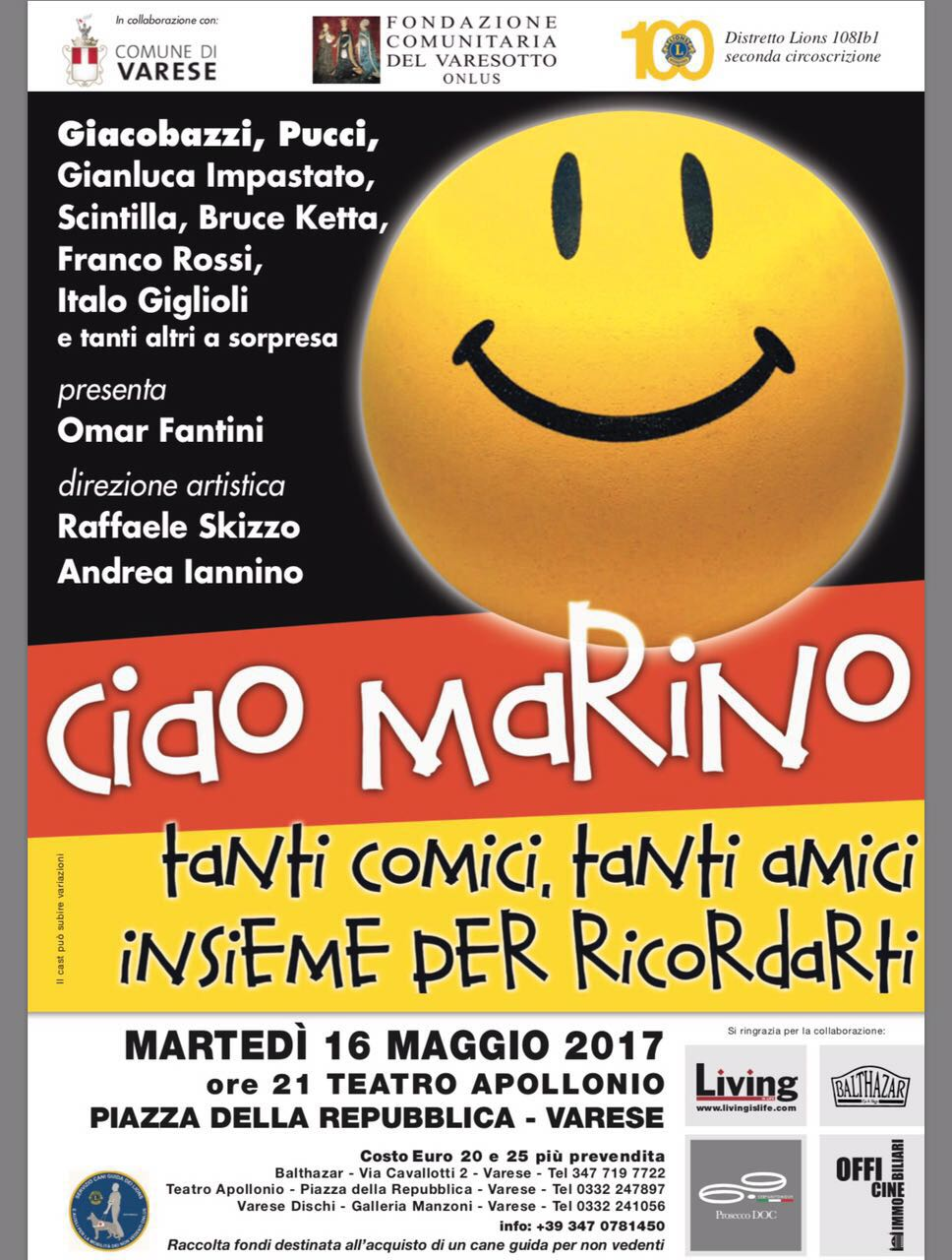 Ciao Marino 2017