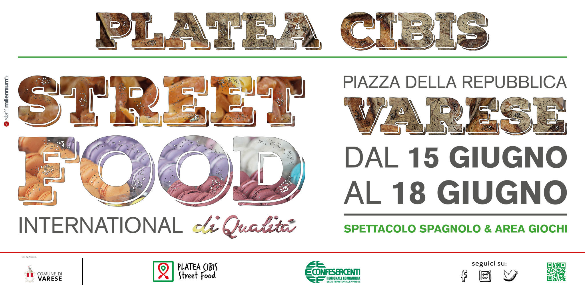 Street food Varese