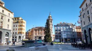 Piazza Montegrappa Varese