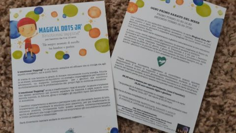 Magical Dots: corso il 5 gennaio