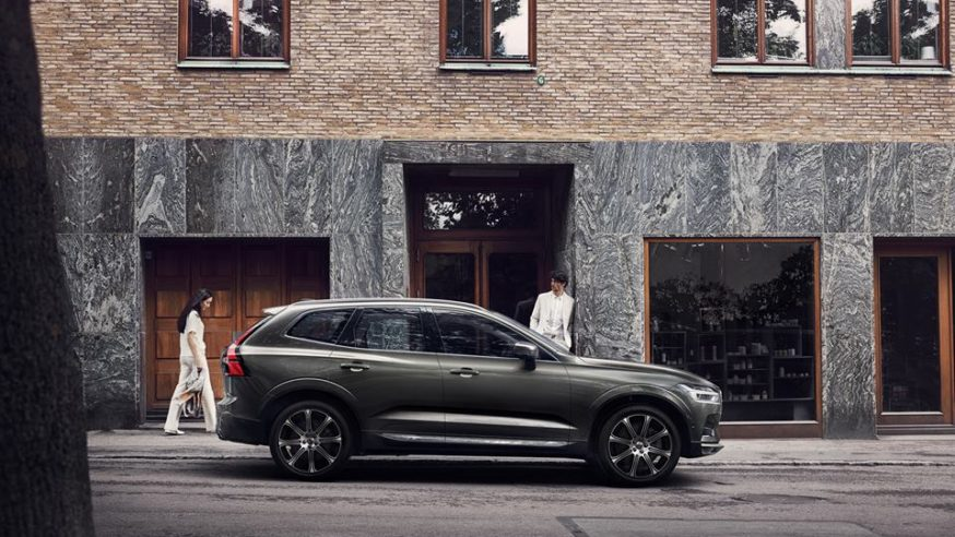 Time Motors: Nuova Volvo XC60
