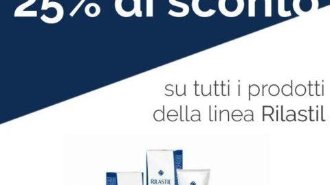 Farmacia Bombardelli: promo Rilastil