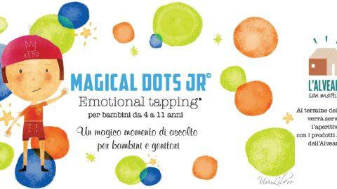 Magical Dots al Less Bar