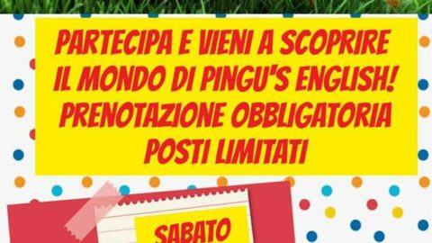 Easter Lab da Pingu's English