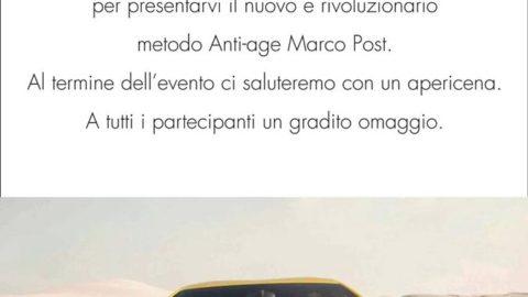 Presentazione metodo Marco Post