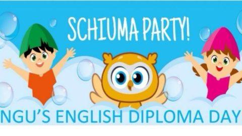 Pingu's English: schiuma party