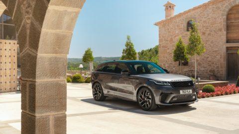 Autosalone Internazionale: Range Rover Velar