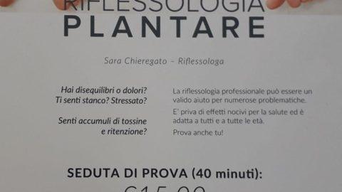 Farmacia Bombardelli: riflessologia plantare
