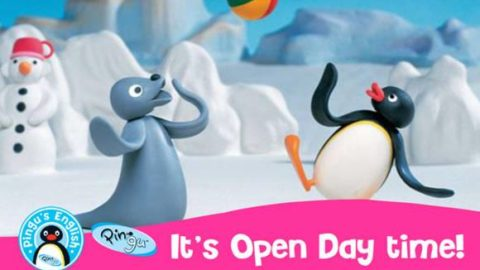 Pingu's English Varese: Open Day