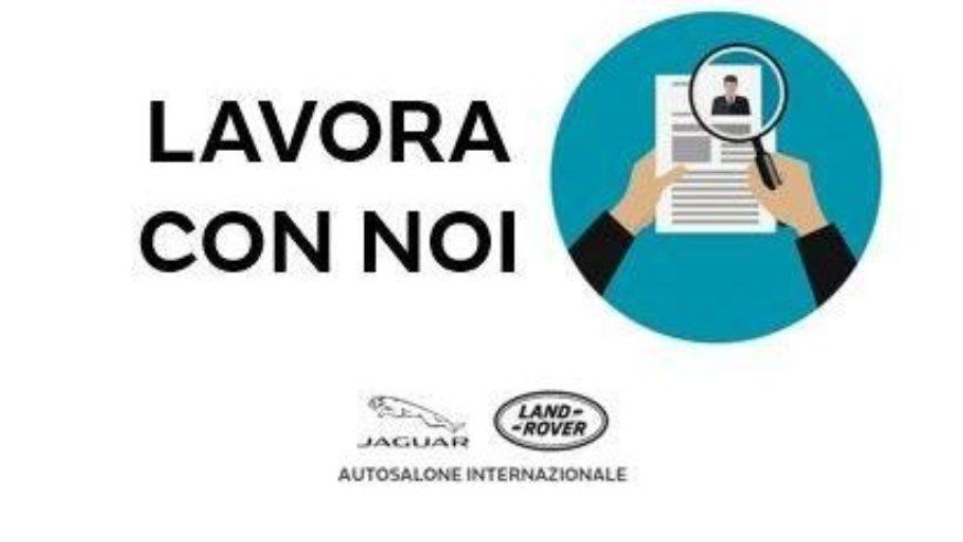 Autosalone Internazionale: offerta di lavoro
