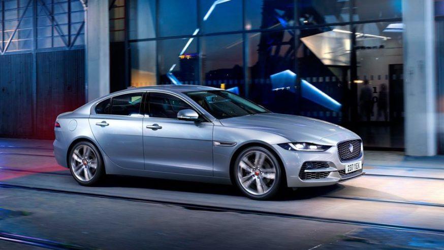 Autosalone Internazionale: nuova XE