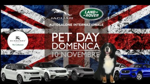 Autosalone Internazionale: Pet Day