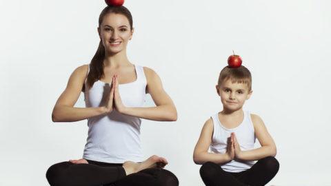 Vivilibero: Mamma Yoga con me