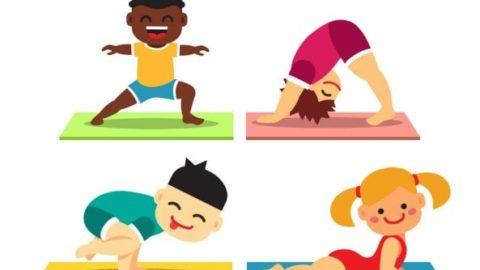 Vivilibero: Yoga Bambini