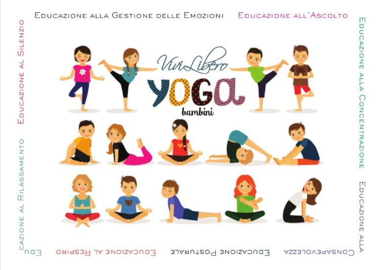Vivilibero Yoga Bambini