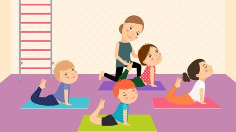 Vivilibero: Yoga nelle scuole